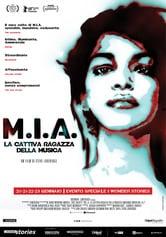 Locandina M.I.A. – La cattiva ragazza della musica