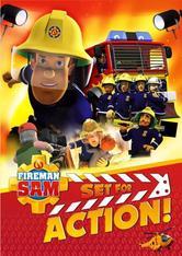 Sam, il pompiere: Ciak, azione!