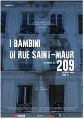 Locandina I bambini di Rue Saint-Maur 209