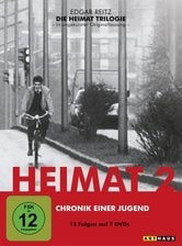 Heimat 2 - Due occhi da straniero