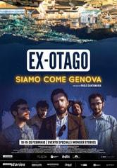 Locandina Ex-Otago - Siamo come Genova