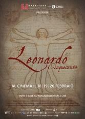 Locandina Leonardo Cinquecento