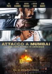 Locandina Attacco a Mumbai - Una vera storia di coraggio