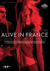 Locandina Alive in France