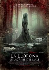 Locandina La Llorona - Le lacrime del male