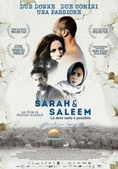 Locandina Sarah & Saleem - Là dove nulla è possibile