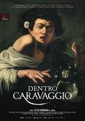 Locandina Dentro Caravaggio