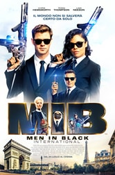 Locandina Men in Black International