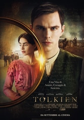 Locandina Tolkien
