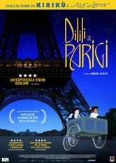 Locandina Dilili a Parigi