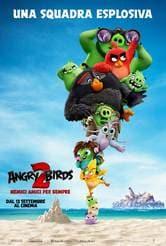 Locandina Angry Birds 2 - Nemici amici per sempre