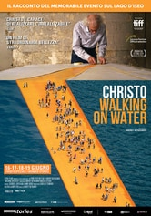 Locandina Christo - Walking on Water