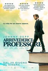 Locandina Arrivederci professore