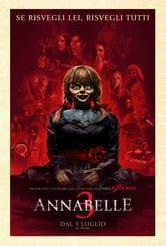 Locandina Annabelle 3