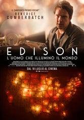 Locandina Edison - L'uomo che illuminò il mondo