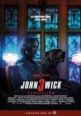 Locandina John Wick 3 - Parabellum
