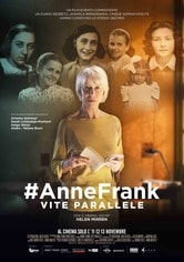 Locandina #AnneFrank. Vite parallele