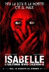 Locandina Isabelle - L'ultima evocazione