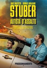 Locandina Stuber - Autista d'assalto