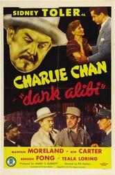Charlie Chan e l'alibi oscuro