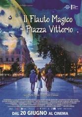 Locandina Il Flauto Magico di Piazza Vittorio