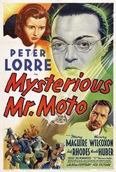 Il misterioso Mr. Moto