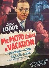 Mr. Moto va in vacanza