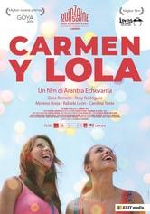 Locandina Carmen y Lola