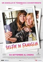 Locandina Selfie di famiglia