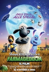 Locandina Shaun, Vita da Pecora: Farmageddon - Il Film