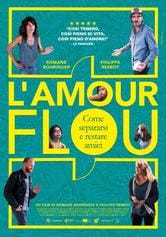 Locandina L'amour flou - Come separarsi e restare amici