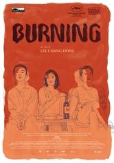 Locandina Burning - L'amore brucia