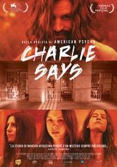 Locandina Charlie Says