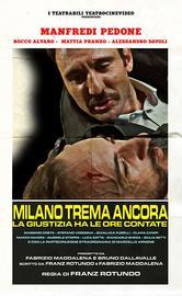 Milano Trema Ancora: la giustizia ha le ore contate