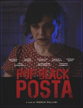 Locandina Pop Black Posta