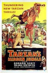 Tarzan e la giungla proibita