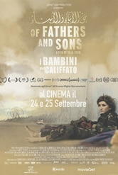 Locandina Of Fathers and Sons - I bambini del califfato