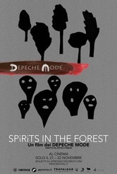 Locandina Depeche Mode: Spirits in the Forest