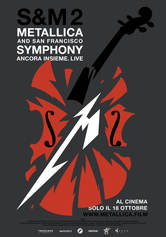 Locandina Metallica and San Francisco Symphony: S&M²