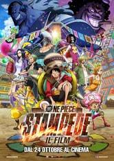 Locandina One Piece: Stampede