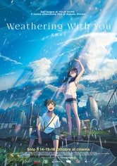 Locandina Weathering With You