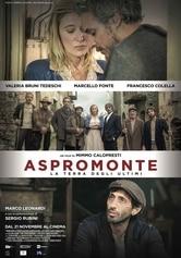 Locandina Aspromonte - La terra degli ultimi