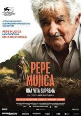 Locandina Pepe Mujica, una vita suprema
