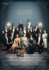 Locandina Downton Abbey - Il film