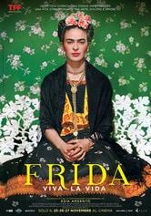 Locandina Frida. Viva la vida