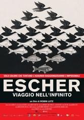 Locandina Escher - Viaggio nell'infinito