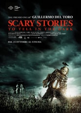 Locandina Scary Stories to Tell in the Dark