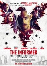Locandina The Informer - Tre secondi per sopravvivere
