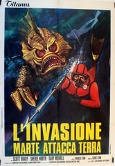 L'invasione - Marte attacca Terra
