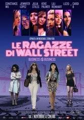 Locandina Le ragazze di Wall Street